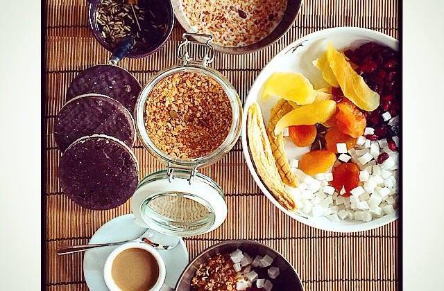 Qualcuno ha detto colazione sana?