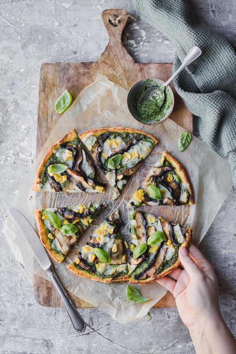 La pizza di cavolfiore perfetta