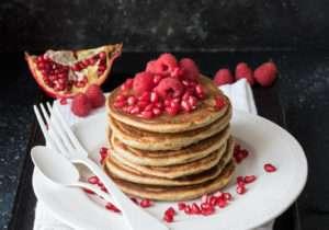 Pancake alla ricotta facilissimi