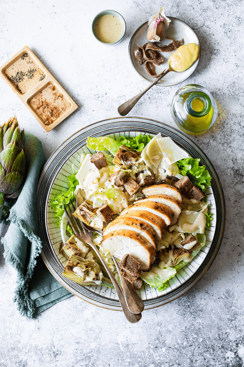Caesar Salad di Pollo Light