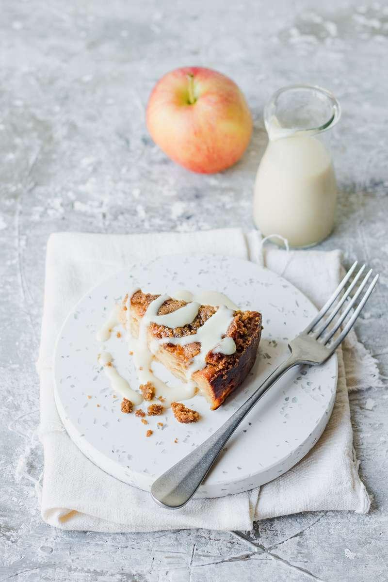 La torta di mele più buona e facile al mondo