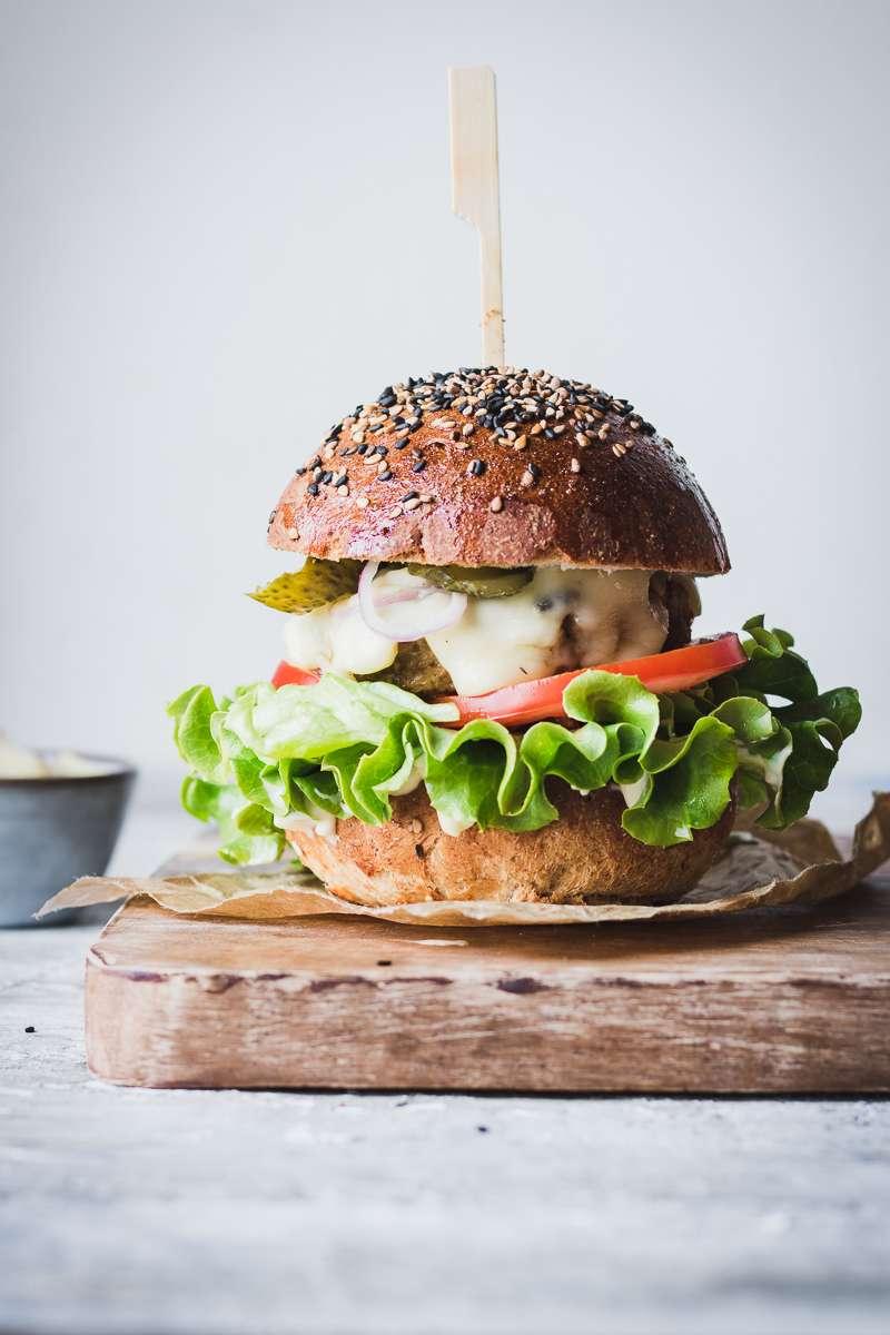 La ricetta dell'hamburger fatti in casa migliore del mondo
