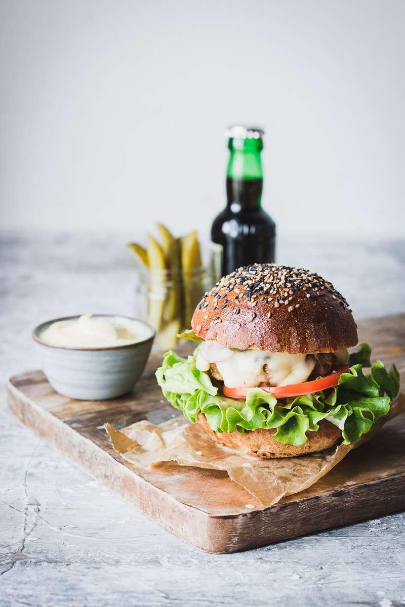 La ricetta dell'hamburger homemade migliore del mondo