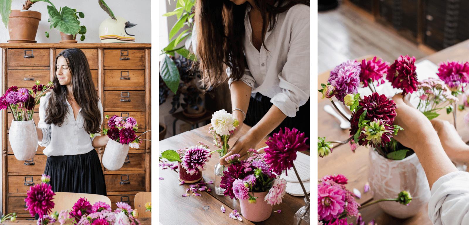 I fiori di Carolina di OuiFleurs