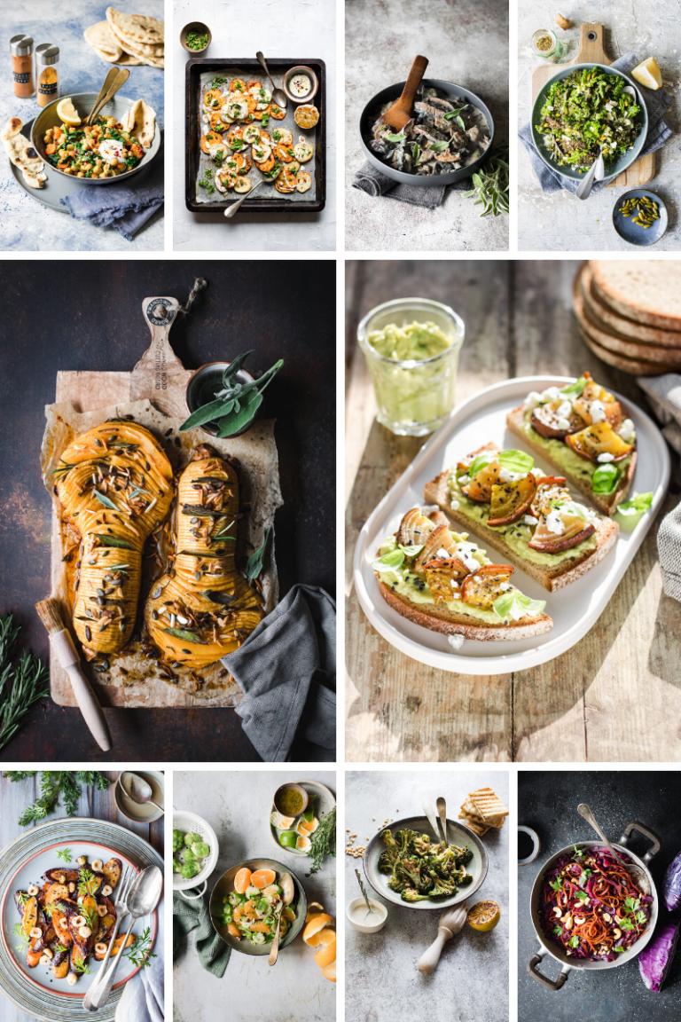 80 idee e ricette su come cucinare e verdure autunnali