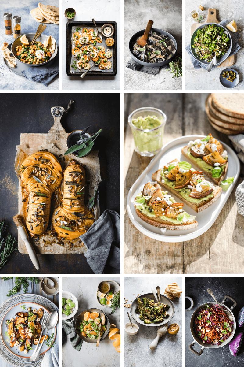 Come cucinare le verdure Autunnali | Più di 80 ricette e idee
