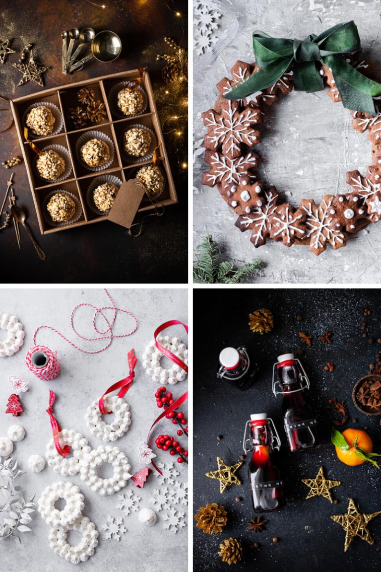 decorazioni natalizie commestibili fai da te