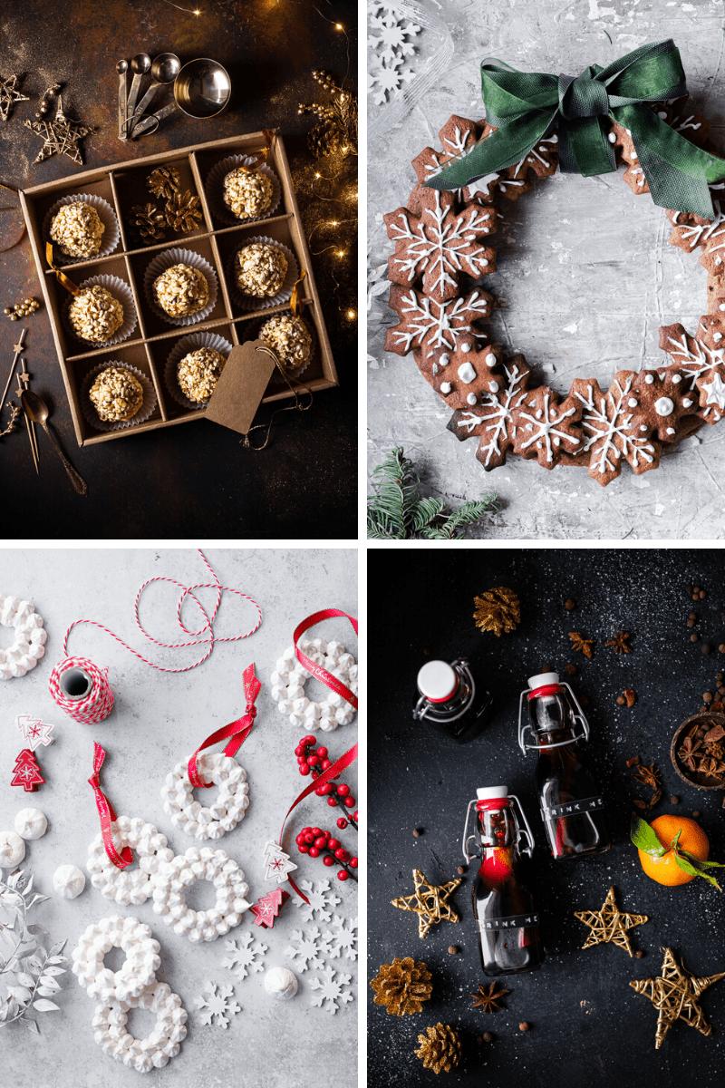 4 idee per decorazioni natalizie commestibili fai da te
