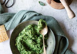 impasto per fare i malfatti agli spinaci