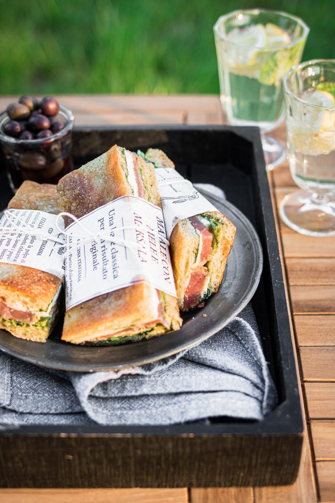 8 ricette per il picnic di Pasquetta  | #PasquettaCasalinga