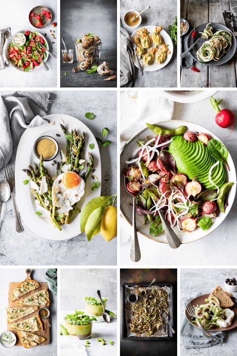 Come cucinare le verdure primaverili | Più di 80 ricette e idee