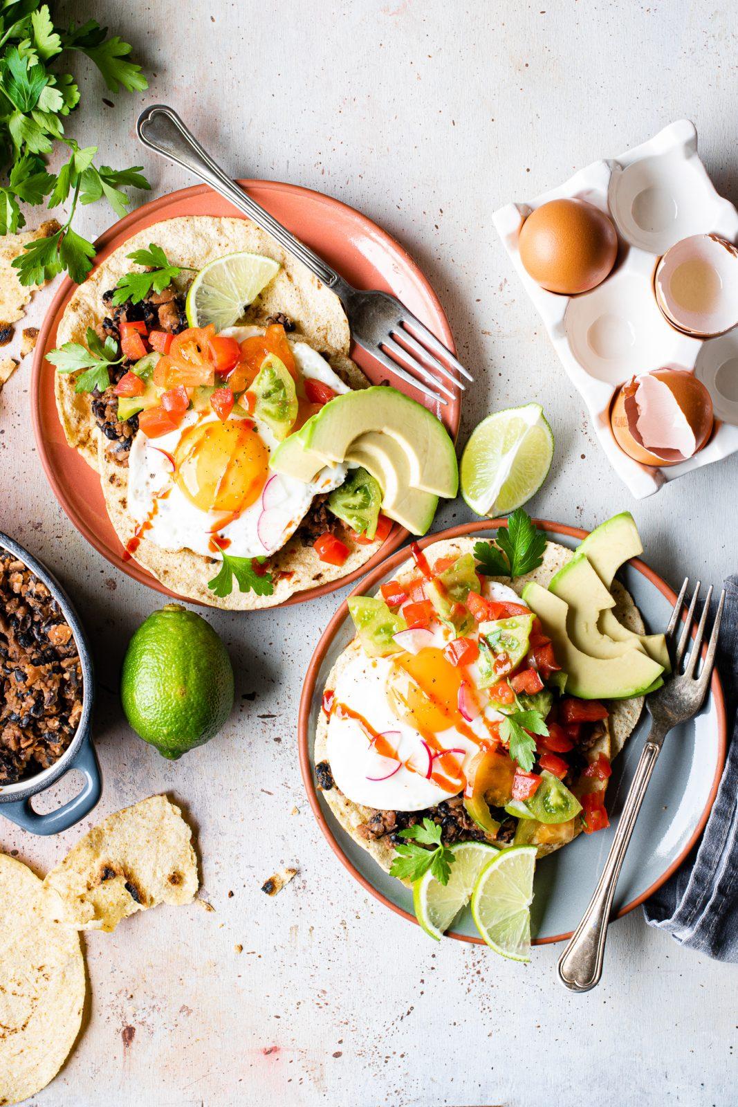 Uova alla messicana | Huevos Rancheros