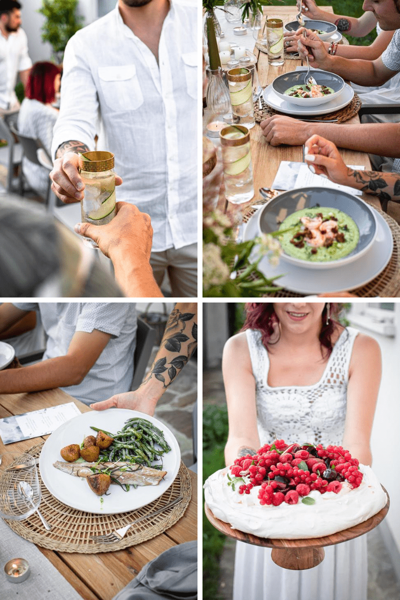 Midsummer Dream – Menù Scandinavo per una Notte di Mezza Estate