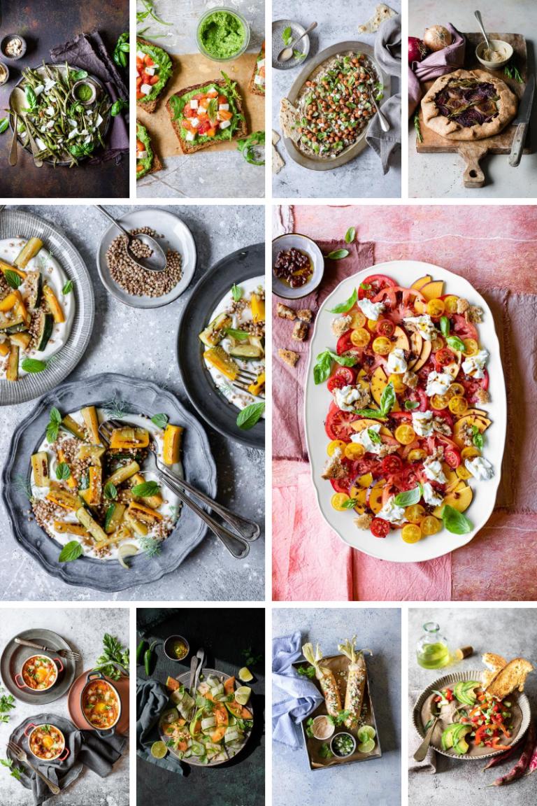 Come cucinare le verdure estive