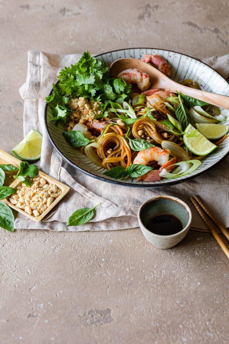 come preparare il pad thai a casa